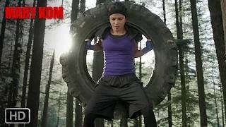 Training sessions in the nature - Mary Kom - Priyanka Chopra   5th Sept
