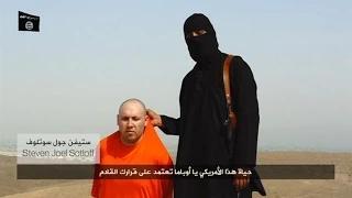 ISIS Executes American Journalist Steven Sotloff