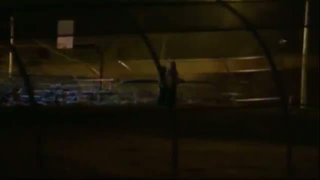 Teens Attack Detention Center Guards