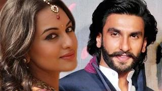 Sonakshi Sinha LOVES Ranveer Singh's Attitude Towards Life