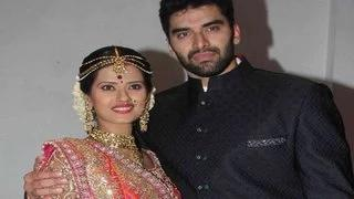 Niketan Dheer & Kritika Kamra's WEDDING RECEPTION