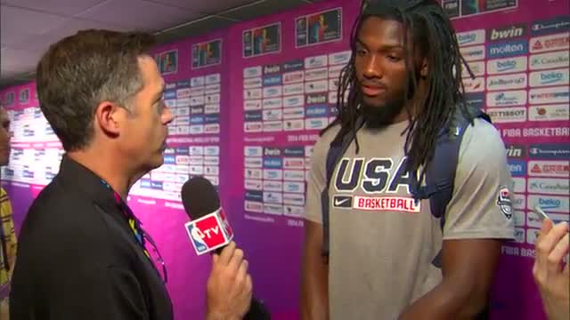 NBA: Kenneth Faried Talks About The Win vs Mexico