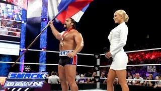 Rusev accepted Mark Henry's WWE Night of Champions challenge: WWE SmackDown, Sept. 5, 2014