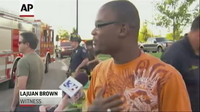Gas Blast Brings Down Part of Kentucky Hotel