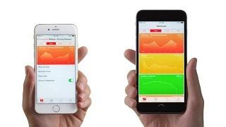 Apple - iPhone 6 and iPhone 6 Plus - TV Ad - Health