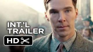 The Imitation Game Official International Trailer #1 (2014) - Benedict Cumberbatch Movie HD