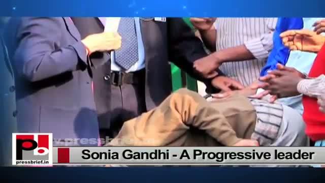 Sonia Gandhi expresses concern over Jammu and Kashmir floods