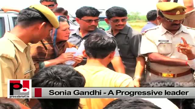 Support the relief and rehabilitation efforts in flood-hit J&K, Sonia Gandhi tells Congress CMs