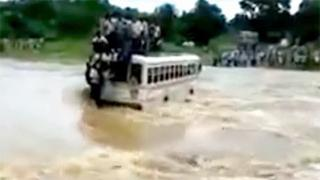 Kashmir Flood 40 Killed In Bus Accident In Rajouri Exclusive