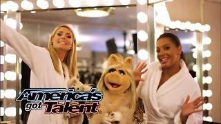The Muppets Open America's Got Talent - America's Got Talent 2014
