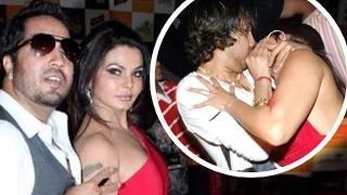 Mika Singh Wants To Kiss Rakhi Again?