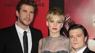 Josh Hutcherson Furious Over Jennifer Lawrence's Nude Photo Leak