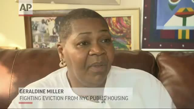 Residents Evicted for Others' Crimes