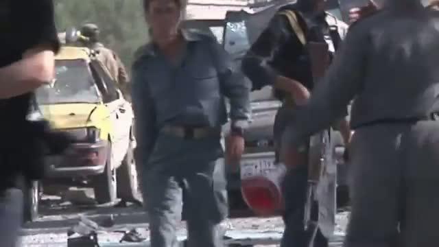 Car Bomb Blows Near U.S. Embassy in Kabul