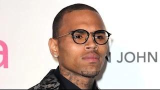 Chris Brown's Ray Rice Interview: Chris Brown Gives Advice