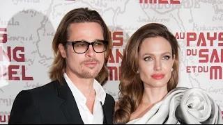 Brad Pitt and Angelina Jolie Disrupting Malta Natives