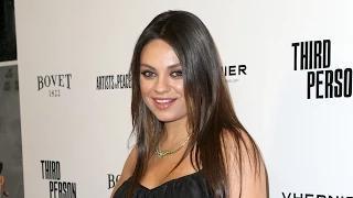 Mila Kunis Baby: Mila Considering a Home Birth