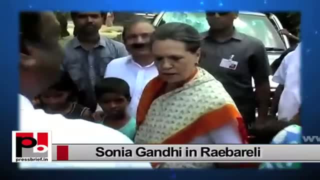 Sonia Gandhi tells Congress CMs to support the relief and rehabilitation efforts in flood-hit J&K
