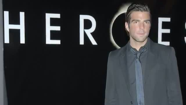 Quinto on 'Star Trek,' Sylar and 'The Chair