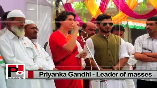 Priyanka Gandhi Vadra: Voice of the youth, easily strikes chord with the masses