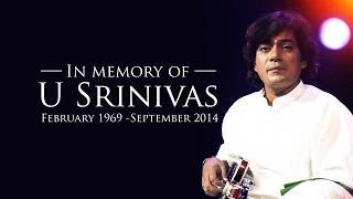 Mandolin Srinivas - In Memory of U.Srinivas - Pahi Pahi Ganapathi - Classical Instrumental