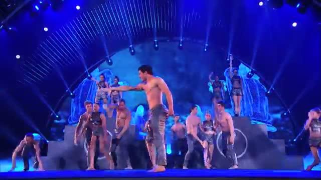 AcroArmy: Acrobatic Dance Troupe Shocks Crowd - America's Got Talent 2014 Finale