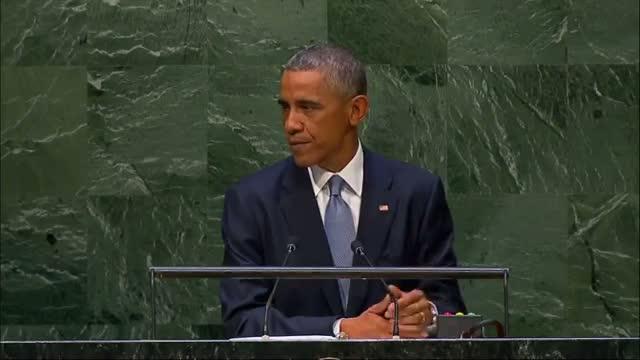 Obama Calls for Dismantling 'network of Death'