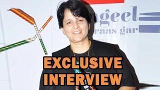 Dandiya Queen Falguni Pathak Talks About Navratri 2014 | Exclusive Interview