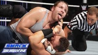 Dean Ambrose vs. The Miz: WWE SmackDown, Sept. 26, 2014