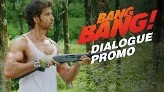 Rajveer Nanda - Mentally Unstable - BANG BANG! Dialogue Promo | Hrithik Roshan & Katrina Kaif