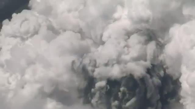 Japan's Mount Ontake Erupts