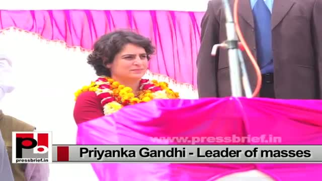 Young and energetic Priyanka Gandhi Vadra-star Congress campaigner, genuine leader