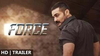 Force | Theatrical Trailer | Prosenjit Chatterjee | Arpita Chatterjee | Raja Chanda | 2014