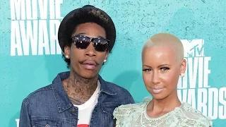 Wiz Khalifa Amber Rose Divorce: Wiz 'Just Didn't Want to Be Married Anymore'