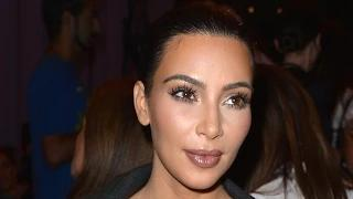 Kim Kardashian Getting Backlash Over North West's Matching Sheer Outfit