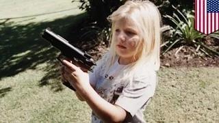 Oklahoma sixth grader Jayda Milsap shoots her mom's abusive boyfriend