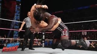 Mark Henry vs. Bo Dallas: WWE Main Event, Sept. 30, 2014