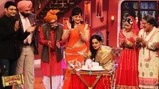 Rekha on Comedy Nights with Kapil |11th October 2014 Episode