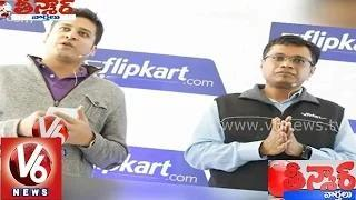 Flipkart owners apologies to the customers