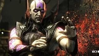 Mortal Kombat X - Quan Chi Official Gameplay Trailer HD