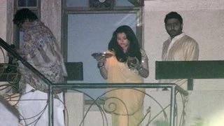 Aishwarya Rai Bachchan celebrates Karva Chauth