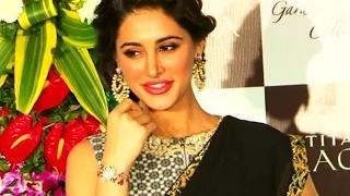 Nargis Fakhri Unveils Titan Raga's Garden Of Eden Collection