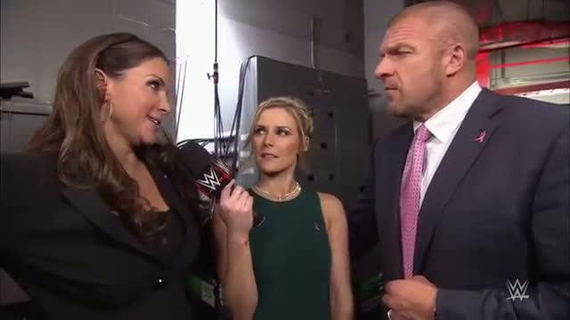 The Authority makes a huge match for next Monday night: WWE Raw Backstage Pass, Oct. 13, 2014