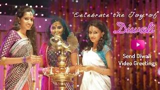 Happy Diwali!!! Diwali Video Greetings 2014
