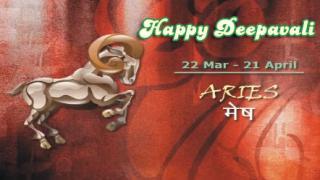 Deepawali 2014 - Aries forecast by Acharya Anuj Jain Astrologer.