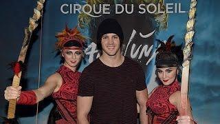 See the CW Stars hit up Cirque du Soleil!