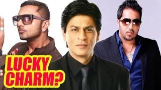 Shahrukh's Lucky Charm 'Mika' OR 'Honey Singh'