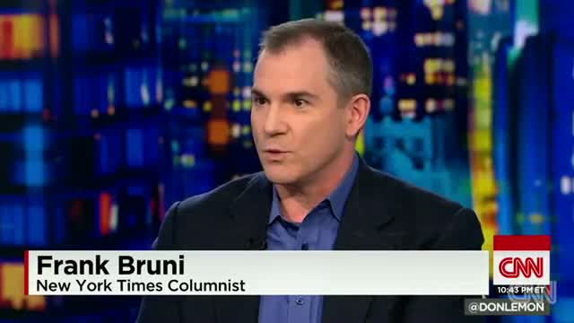 Frank Bruni on Monica Lewinsky and Ebola