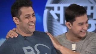 Salman On Aamir's Show Satyameva Jayate