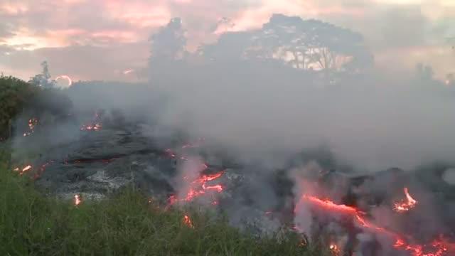 Hawaii Lava May Force Evacuation